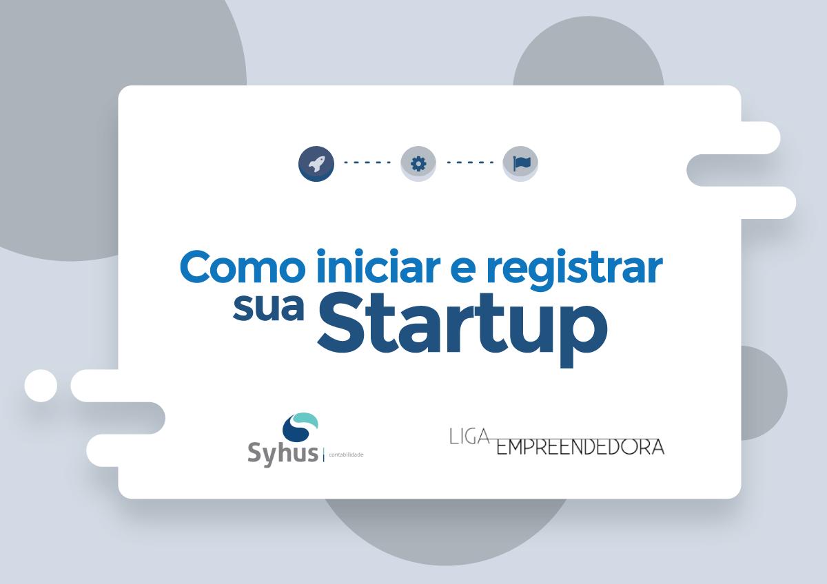 Ebook: Como iniciar e registrar sua startup